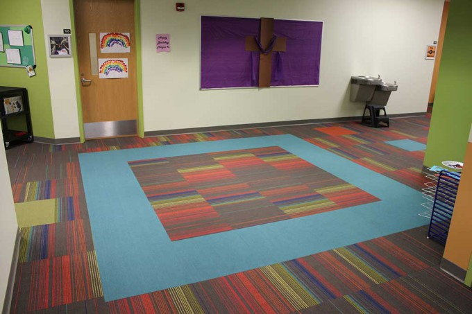 Kentwood Community Church Preschool Hb Flooring Concepts