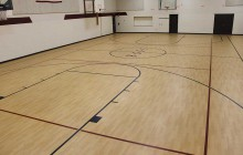 Byron Christian gym and halls