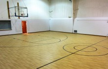 Leighton Church Gym Floor